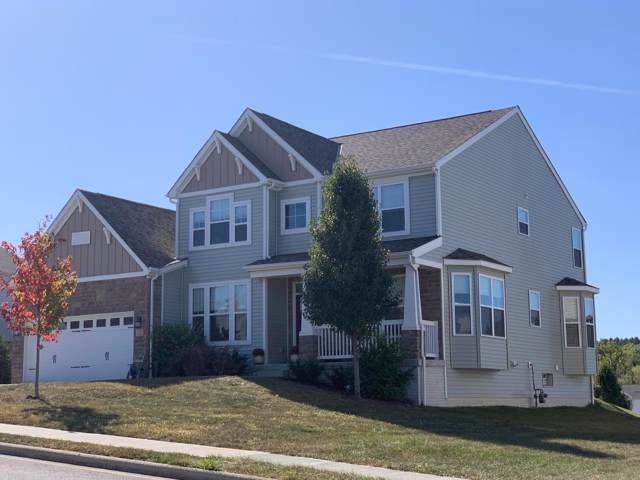 223 Park Ridge Lane, Newark, OH 43055 (MLS #219036691) :: Berkshire Hathaway HomeServices Crager Tobin Real Estate