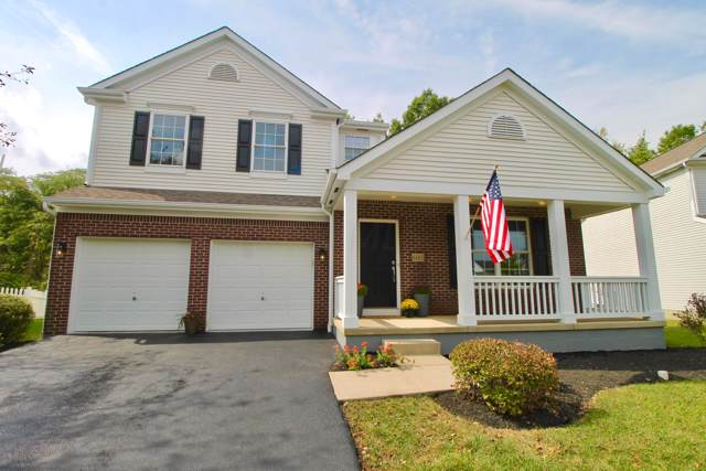6165 Crossmont Court, New Albany, OH 43054 (MLS #219036861) :: RE/MAX ONE