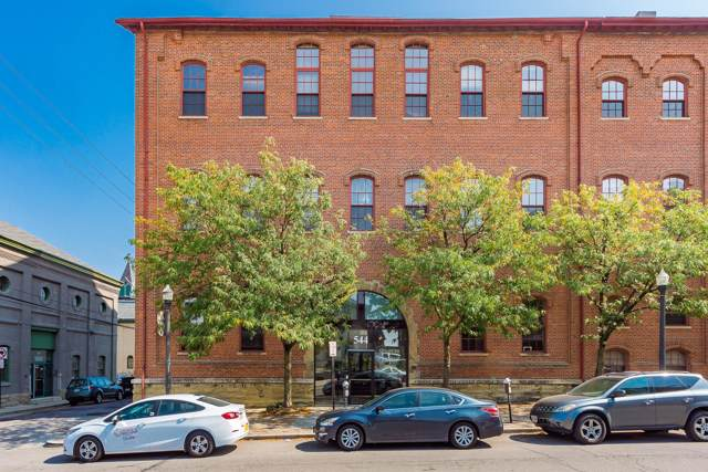 544 S Front Street #309, Columbus, OH 43215 (MLS #219036891) :: Core Ohio Realty Advisors