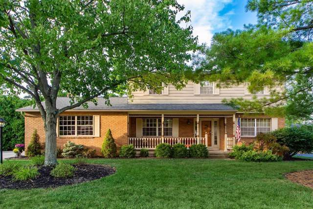 1156 Cloverknoll Court, Columbus, OH 43235 (MLS #219036929) :: Core Ohio Realty Advisors