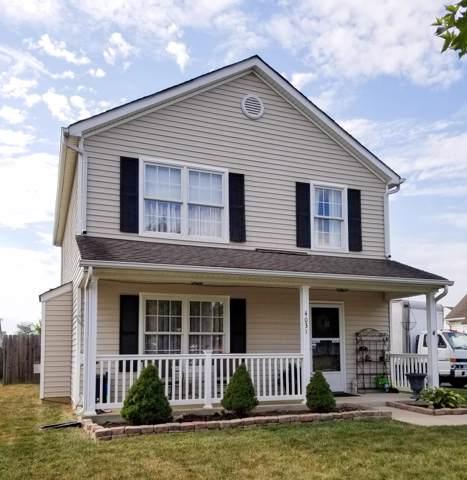 4031 Graves Drive, Obetz, OH 43207 (MLS #219036931) :: Core Ohio Realty Advisors
