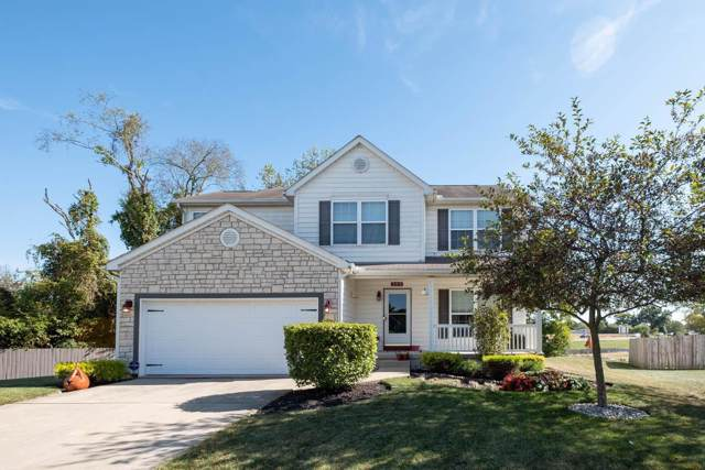 205 Windward Court, Canal Winchester, OH 43110 (MLS #219037007) :: Keller Williams Excel