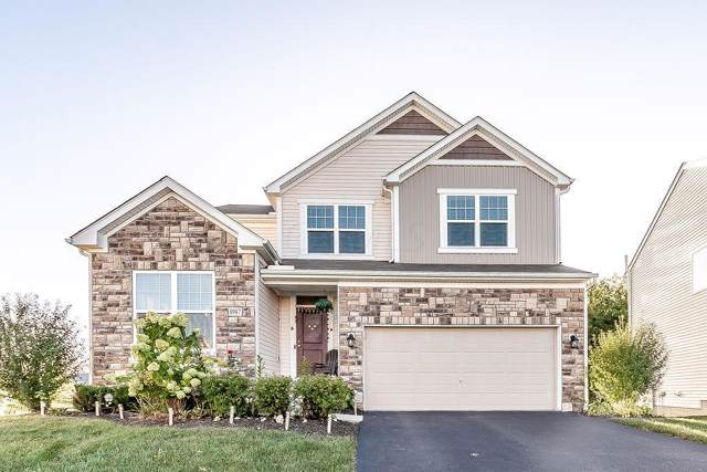 8987 Ellrod Way, Lewis Center, OH 43035 (MLS #219037060) :: Berkshire Hathaway HomeServices Crager Tobin Real Estate
