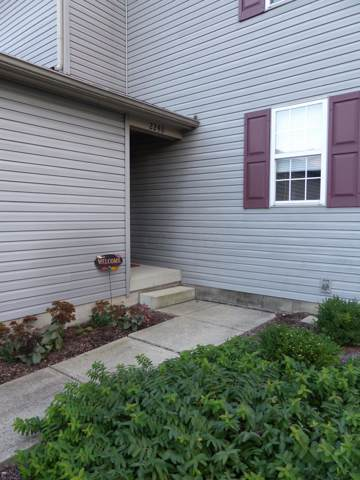 2246 Sandman Drive 59E, Columbus, OH 43235 (MLS #219037376) :: RE/MAX ONE