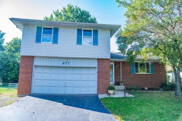 811 W Main Street, Westerville, OH 43081 (MLS #219037419) :: Core Ohio Realty Advisors