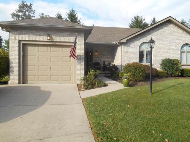 398 Castle Pines Drive, Gahanna, OH 43230 (MLS #219037434) :: Huston Home Team
