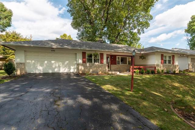 696 E Cooke Road, Columbus, OH 43214 (MLS #219037453) :: Berkshire Hathaway HomeServices Crager Tobin Real Estate