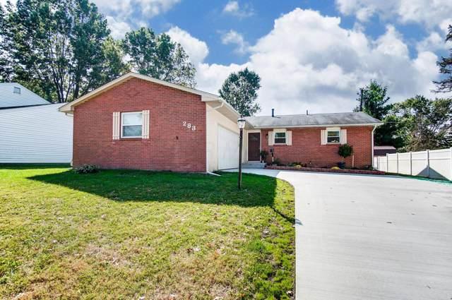 283 Rocky Fork Drive N, Gahanna, OH 43230 (MLS #219037459) :: Julie & Company