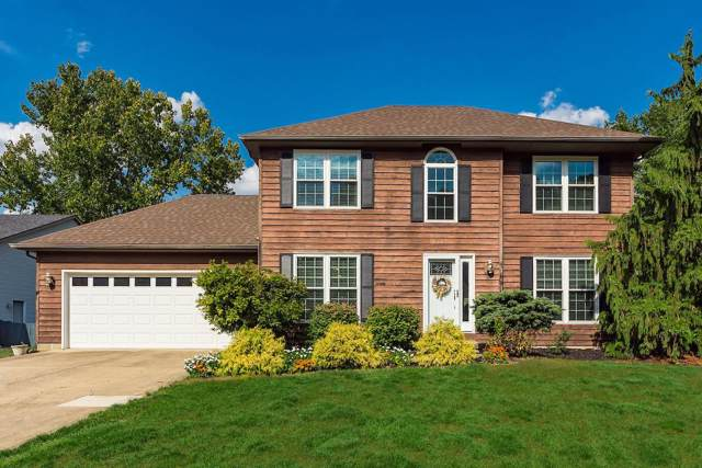 530 Humboldt Court, Gahanna, OH 43230 (MLS #219037472) :: RE/MAX ONE