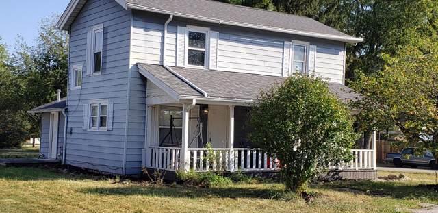 102 W Taylor Street, Ashley, OH 43003 (MLS #219037513) :: CARLETON REALTY