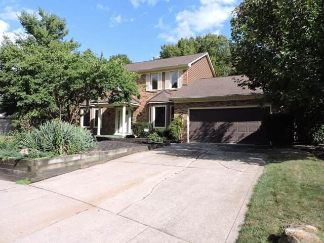 348 Tallowwood Drive, Westerville, OH 43081 (MLS #219037622) :: Susanne Casey & Associates