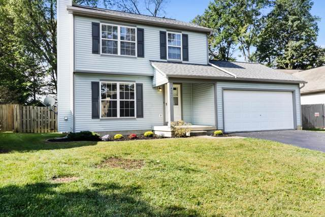 4271 Camden Passage Drive, Columbus, OH 43230 (MLS #219037628) :: Keller Williams Excel