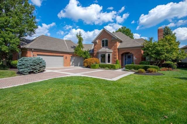 5792 Heritage Lakes Drive, Hilliard, OH 43026 (MLS #219037629) :: Susanne Casey & Associates