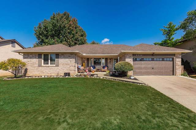 2424 Parkview Drive, Grove City, OH 43123 (MLS #219037702) :: Keller Williams Excel