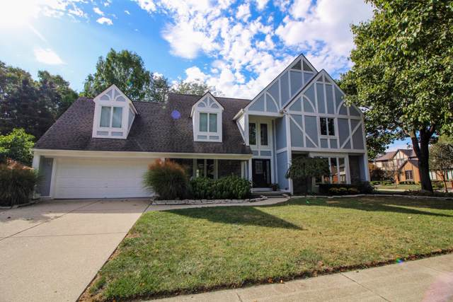 7653 Cherryfield Place, Columbus, OH 43235 (MLS #219037745) :: Berkshire Hathaway HomeServices Crager Tobin Real Estate