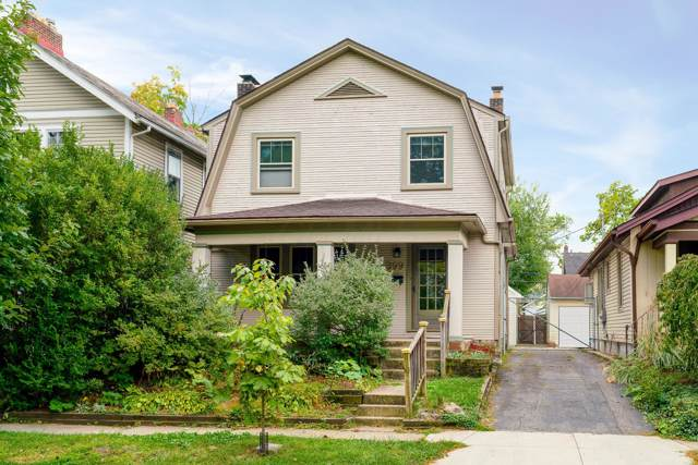 399 Tibet Road, Columbus, OH 43202 (MLS #219037760) :: Berkshire Hathaway HomeServices Crager Tobin Real Estate