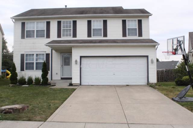 7813 Fairfax Loop Drive, Blacklick, OH 43004 (MLS #219037821) :: Keller Williams Excel