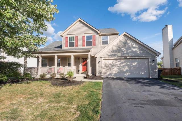 1013 Weather Vane Way, Plain City, OH 43064 (MLS #219037836) :: Berkshire Hathaway HomeServices Crager Tobin Real Estate