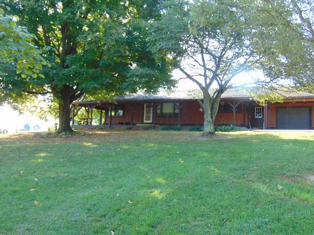 18450 Baker Road, Mount Vernon, OH 43050 (MLS #219037970) :: Berkshire Hathaway HomeServices Crager Tobin Real Estate