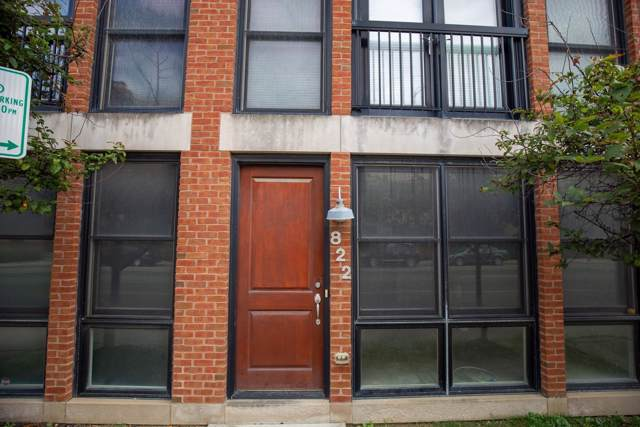 822 N 4th Street, Columbus, OH 43215 (MLS #219038083) :: Core Ohio Realty Advisors