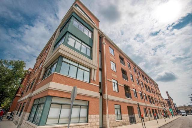 34 W Poplar Avenue #402, Columbus, OH 43215 (MLS #219038191) :: Shannon Grimm & Partners Team