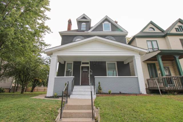920 Oakwood Avenue, Columbus, OH 43206 (MLS #219038208) :: RE/MAX Metro Plus