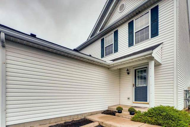 6120 Georges Park Drive 6H, Canal Winchester, OH 43110 (MLS #219038224) :: Huston Home Team