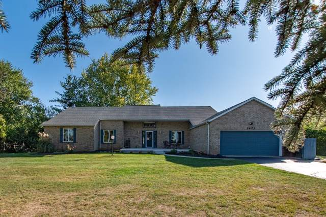 2623 Cayuse Drive, London, OH 43140 (MLS #219038235) :: Berkshire Hathaway HomeServices Crager Tobin Real Estate