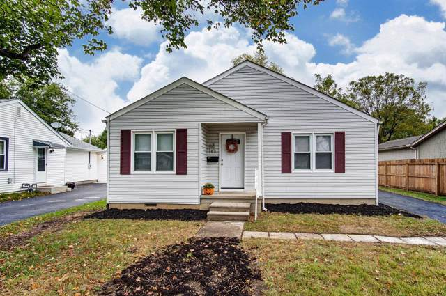 106 Chandler Avenue, London, OH 43140 (MLS #219038375) :: Berkshire Hathaway HomeServices Crager Tobin Real Estate