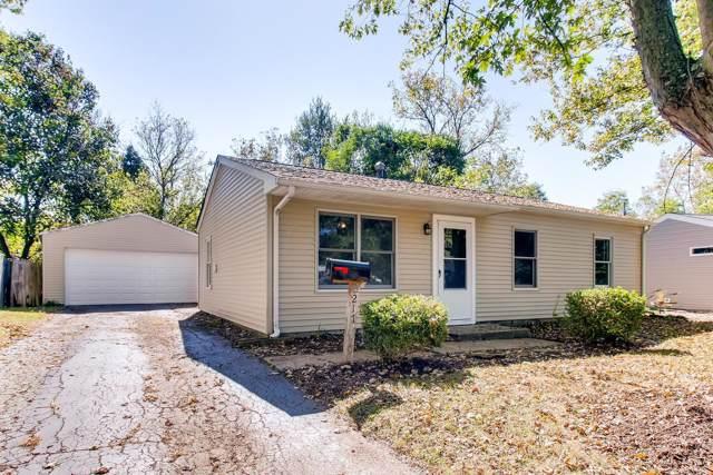 217 Crestview Drive, Johnstown, OH 43031 (MLS #219038387) :: Huston Home Team