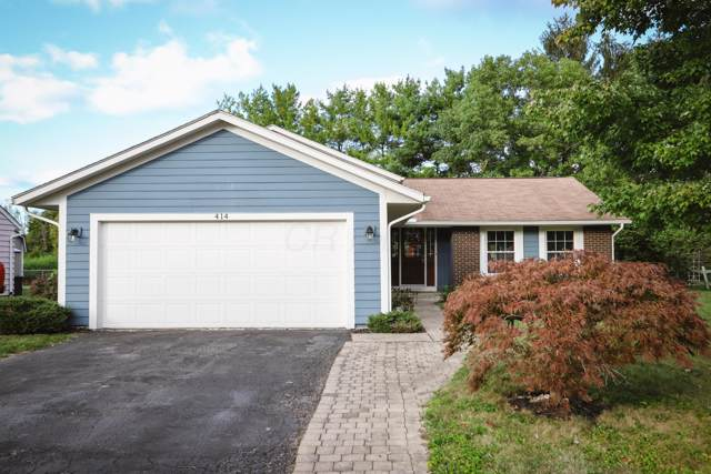 414 N Sarwil Drive, Canal Winchester, OH 43110 (MLS #219038499) :: Susanne Casey & Associates