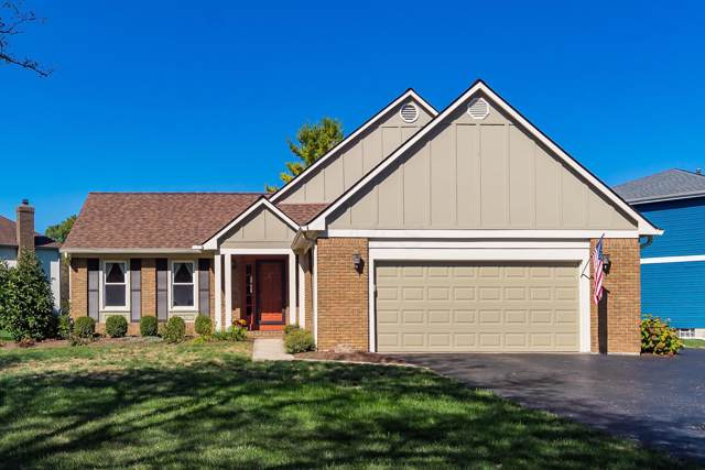 6973 Parnell Court, Dublin, OH 43017 (MLS #219038504) :: RE/MAX ONE