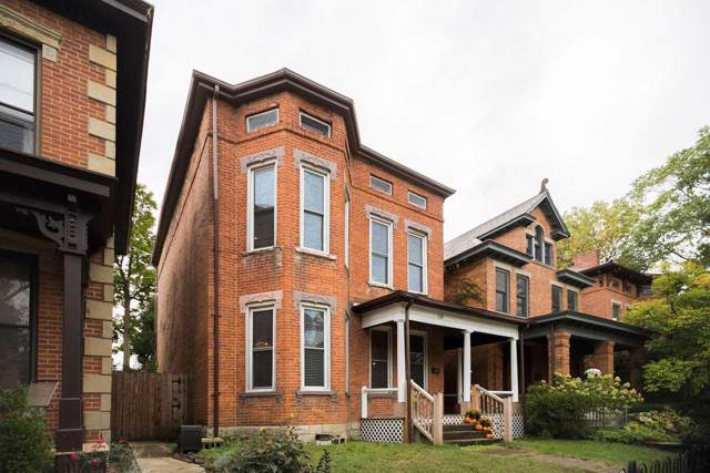 141 Warren Street, Columbus, OH 43215 (MLS #219038509) :: Shannon Grimm & Partners Team