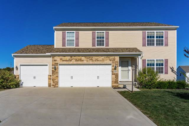 9500 Woodbine Way #48, Plain City, OH 43064 (MLS #219038530) :: Berkshire Hathaway HomeServices Crager Tobin Real Estate