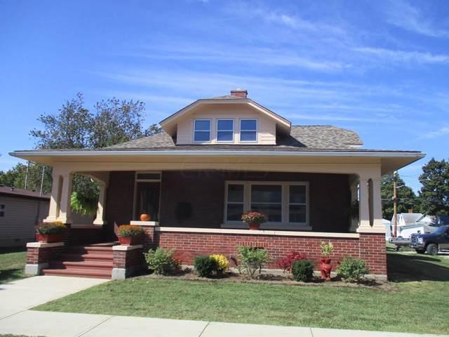 60 N Main Street, Frankfort, OH 45628 (MLS #219038536) :: Berkshire Hathaway HomeServices Crager Tobin Real Estate