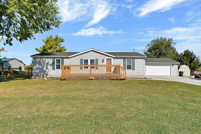 9160 Lilly Chapel Georgesville Road, West Jefferson, OH 43162 (MLS #219038543) :: Berkshire Hathaway HomeServices Crager Tobin Real Estate