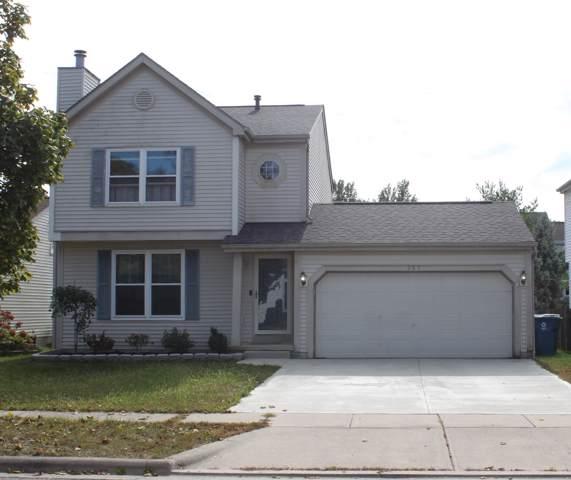353 Springwood Lane, Marysville, OH 43040 (MLS #219038605) :: Signature Real Estate