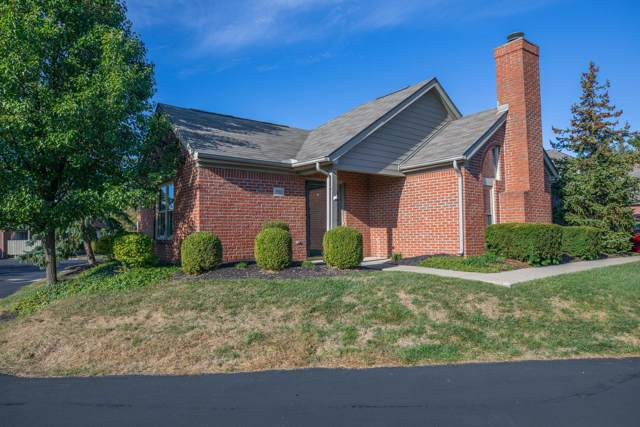 3910 Sandstone Circle, Powell, OH 43065 (MLS #219038628) :: Keller Williams Excel