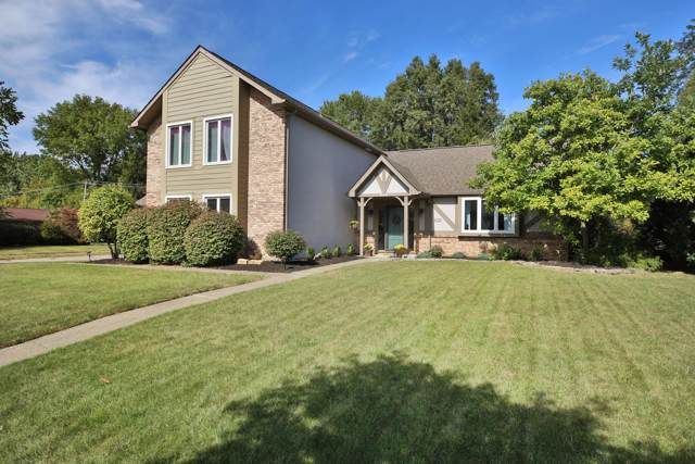 600 Ipswich Street, Westerville, OH 43081 (MLS #219038629) :: Signature Real Estate