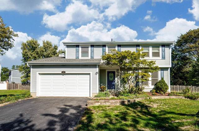 300 Lyngail Court, Columbus, OH 43230 (MLS #219038633) :: Berkshire Hathaway HomeServices Crager Tobin Real Estate