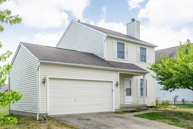 601 Carson Farms Boulevard, Delaware, OH 43015 (MLS #219038636) :: Keller Williams Excel