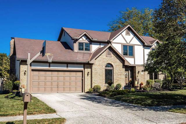 350 Cornhill Court, Westerville, OH 43081 (MLS #219038638) :: Berkshire Hathaway HomeServices Crager Tobin Real Estate