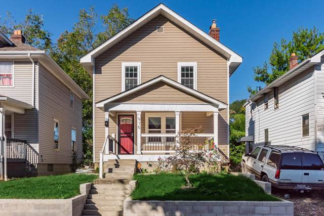 915 Gilbert Street, Columbus, OH 43206 (MLS #219038641) :: RE/MAX Metro Plus