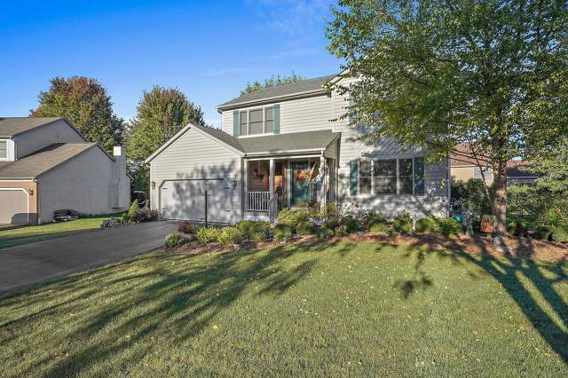 55 Gayle Drive, Pickerington, OH 43147 (MLS #219038689) :: Signature Real Estate