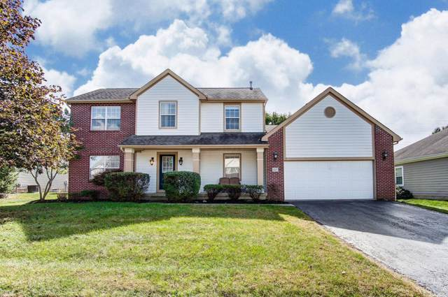 1037 Laketree Court E, Westerville, OH 43081 (MLS #219038700) :: Shannon Grimm & Partners Team