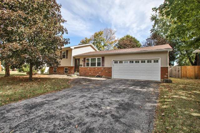 3444 Castleton Street, Grove City, OH 43123 (MLS #219038704) :: Signature Real Estate