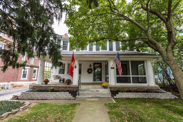132 Oakland Park Avenue, Columbus, OH 43214 (MLS #219038752) :: Berkshire Hathaway HomeServices Crager Tobin Real Estate