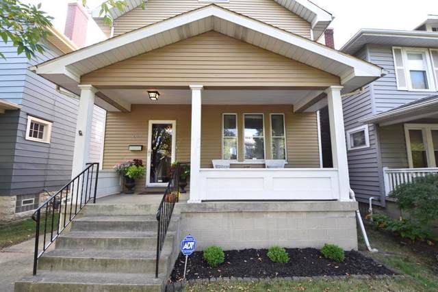 265 E Gates Street, Columbus, OH 43206 (MLS #219038754) :: Huston Home Team