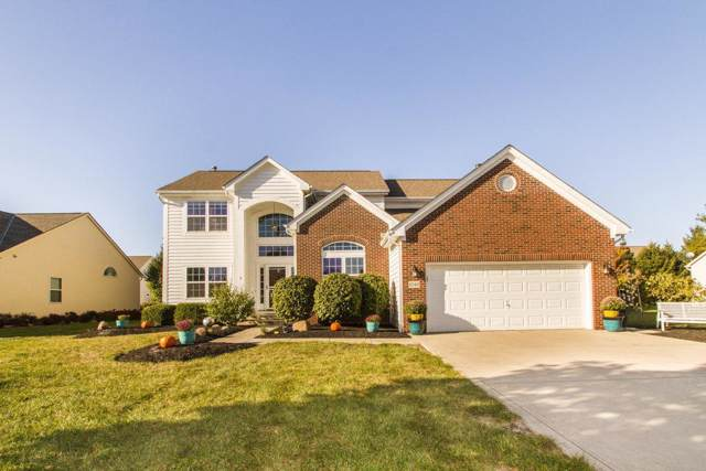 6240 Clover Place, Hilliard, OH 43026 (MLS #219038757) :: Shannon Grimm & Partners Team