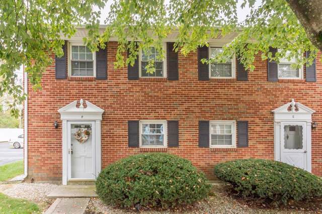 552 S Otterbein Avenue 4-F, Westerville, OH 43081 (MLS #219038765) :: RE/MAX Metro Plus